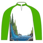 Outdoors Youth Fishing Jersey