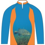 Smallmouth Underwater Pic Fishing Jersey